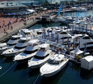 2011 Sydney International Boat Show: Success for Riviera with 11 yachts sold