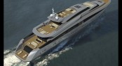 Rossi Navi 65m Superyacht by Design Studio Spadolini