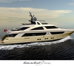 The Selene 128 motor yacht – An Ocean Trawler by Guido De Groot