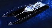 Thierry Mugler Studio designs new Spire Boat