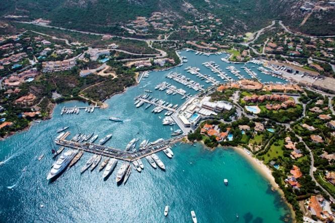 Yacht Club Costa Smeralda, Porto Cervo.