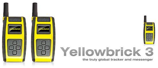 Yellowbrick launches Yellowbrick 3 - The world's most advanced tracking device