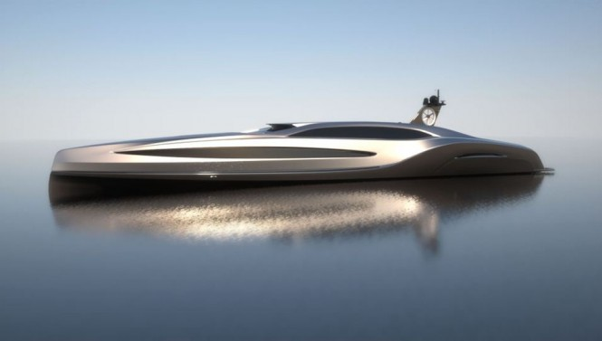 100m Motor yacht Sovereign by Gray Design