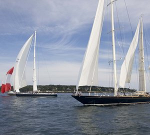 2011 Shipyard Cup: Sailing yacht Whisper Wins Overall