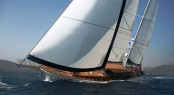 43m sailing yacht CLEAR EYES by Pax Navi to circumnavigate globe - Photo Credit Clear Eyes