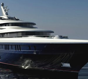 61m Motor Yacht Excellence V launched by Abeking & Rasmussen