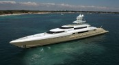 77m Motor Yacht Smeralda by Hanseatic Marine and Espen Oeino � 3rd superyacht in Silver Series