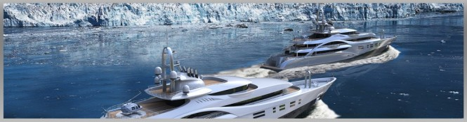88m MCA Motor Yacht ICE Concept by Blohm + Voss and Michael Leach Design – The BV88MCA MLD