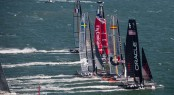 America's Cup AC World Series Plymouth – Day 2 an epic day of racing  © ACEA (2011) Photo G. Martin-Raget