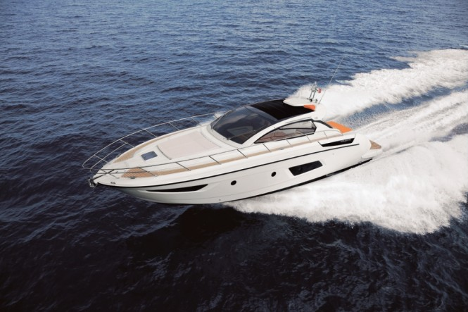 Atlantis 48 motor yacht by Azimut Yachts. As of 1st of December, ...