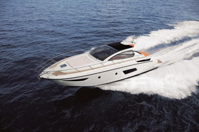 Atlantis 48 motor yacht by Azimut Yachts