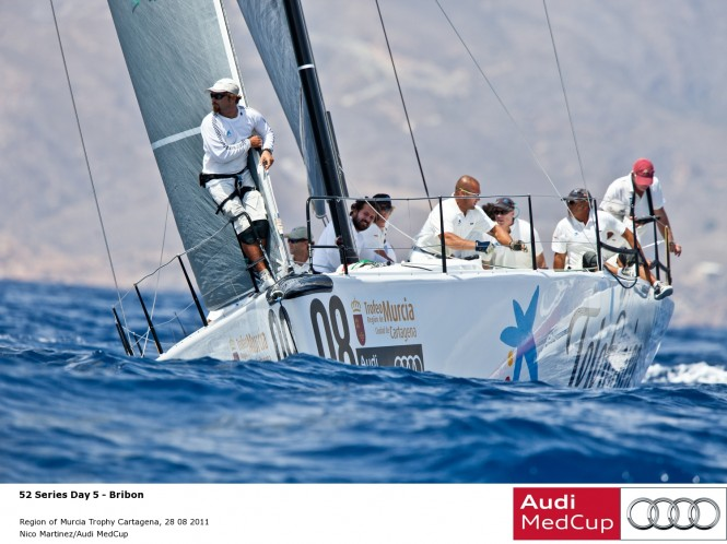 Region of Murcia Trophy Cartagena, 28 08 2011 © Nico Martinez/Audi MedCup