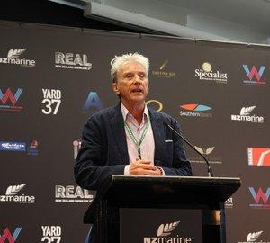 Inaugural Superyacht Captains Forum in Auckland a success - Superyacht Captains enjoy Pacific tour