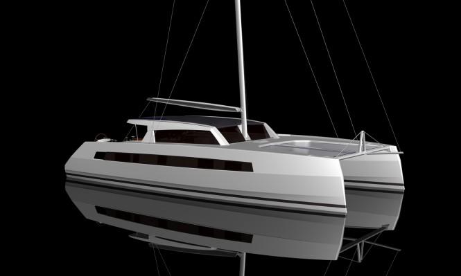 Catana 59 Catamaran