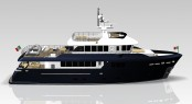 Darwin 95 superyacht designed by Hydro Tec