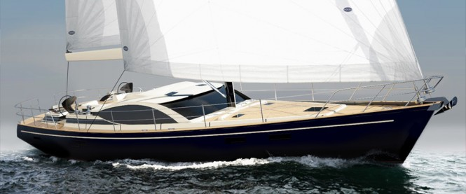 Discovery Yachts to showcase blue-water cruiser, the Discovery 57 sailing yacht at PSP Southampton Boat Show