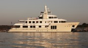E&amp;E Motor yacht Designed by Vripack