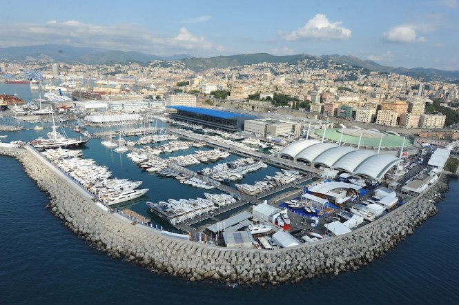 Genoa International Boat Show 2011 will take place from the 1st to 9th October