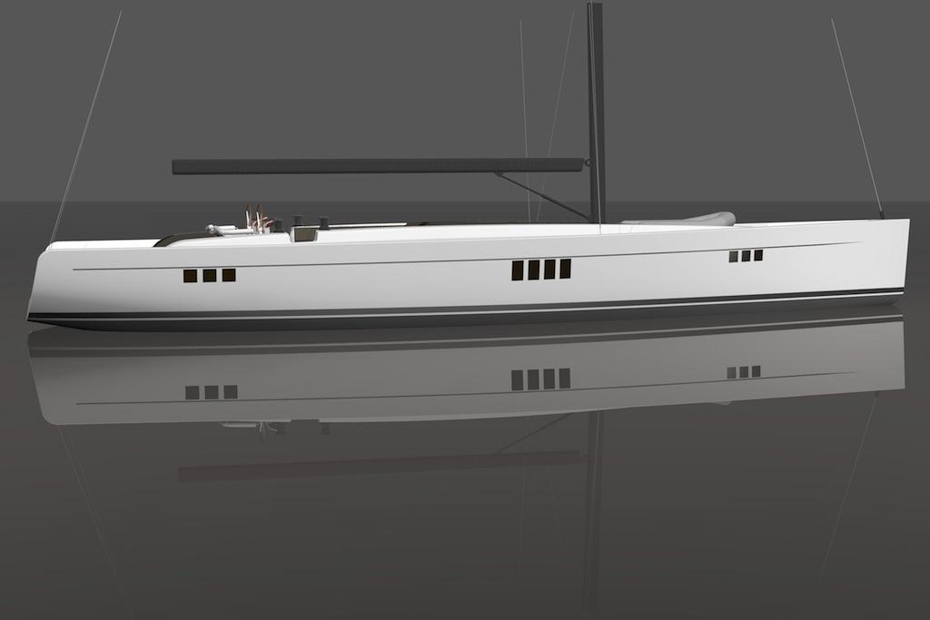 Hanse 78 Premium Yacht by Hanse Yachts