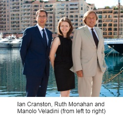 Ince & Co welcomed to the Principality by Monaco Chamber of Shipping