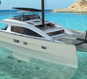 JFA Long Island 85 Catamaran by Marc Lombard