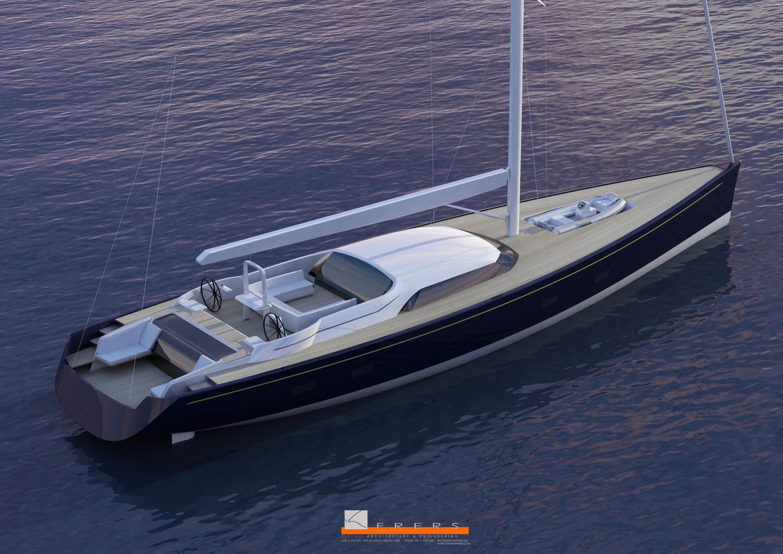 Jongert 3000 M Sailing Yacht Jongert Shipyard Yacht