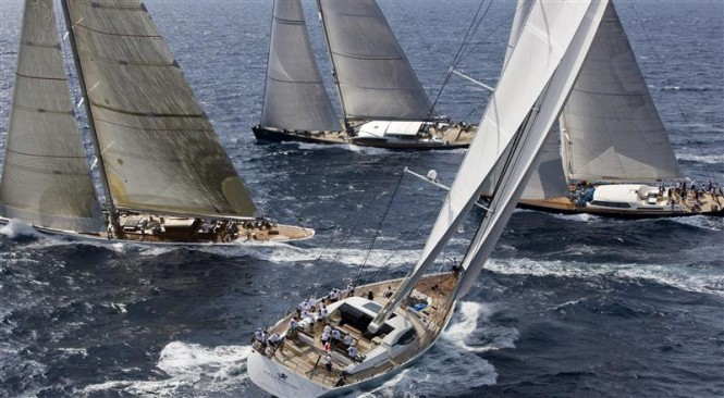 Maxi Yacht Rolex Cup 2010 Coastal Race - Photo By Rolex  Carlo Borlenghi