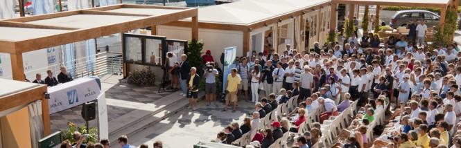 Maxi Yacht Rolex Cup 2011 Prizegiving Credits Carlo Borlenghi Rolex.