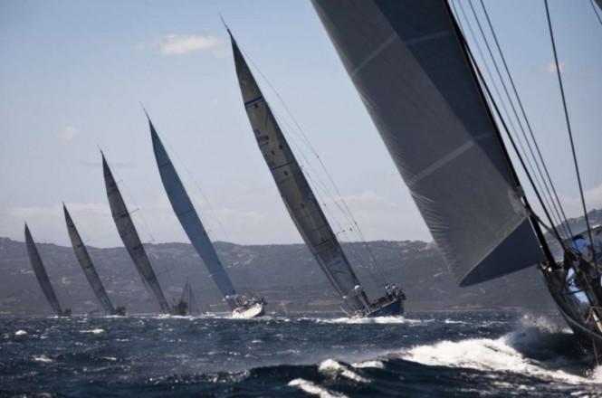 Maxi Yacht Rolex Cup 2011. Photo Credit Carlo Borlenghi Rolex.