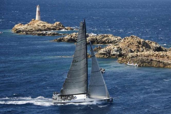 Maxi Yacht Rolex Cup 2011. Sailing yacht Ran 2 wins Mini Maxi Rolex World Championship: Credit Carlo Borlenghi Rolex