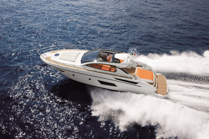 Motor Yacht Atlantis 48 turns heads at the Bank of Valletta Malta Boatshow ...