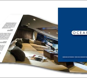 Oceanair Launch New Superyacht Brand Brochure At The Monaco Yacht Show 2011