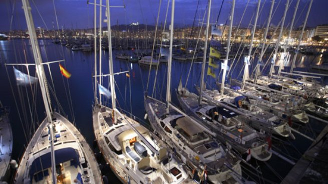 Oyster Yachts' Palma Regatta 2011 - Photo Credit Pedro Martinez