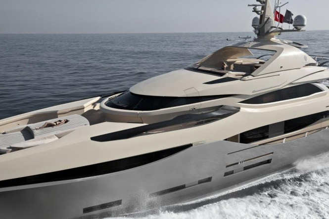 PERI 41T Motor yacht by Peri Yachts