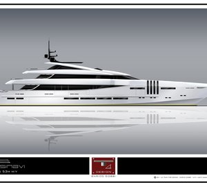 53m Motor Yacht KETOS by Team For Design - by Enrico Gobbi for Rossinavi