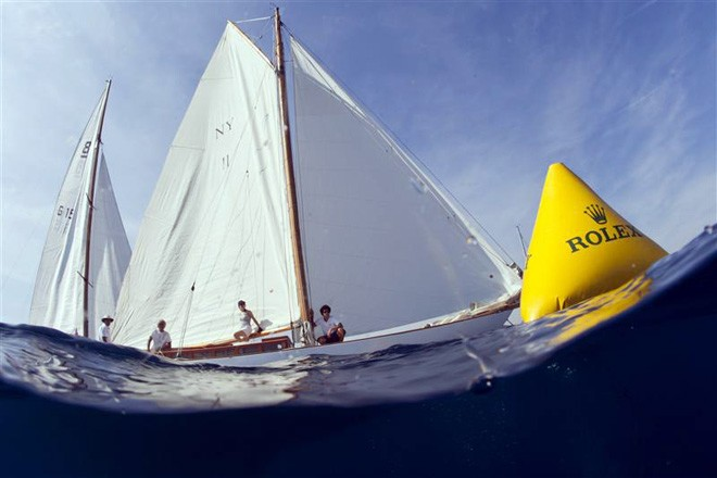 Sailing yacht Oriole at Les Voiles de Saint-Tropez 2011 -  Photo Credit Carlo Borlenghi ©