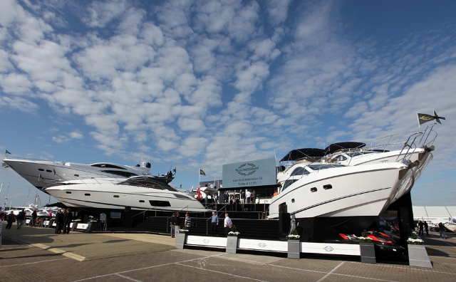 Sunseeker International report buoyant motor yacht sales