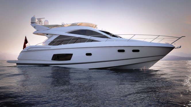 Sunseeker Manhattan 53 Motor Yacht