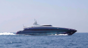 Superyacht RC built by Baglietto available for sale