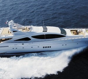 Overmarine premiere at the Cannes International Boat and Yacht Show 2011