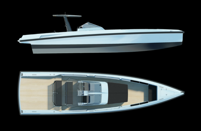 Wally//One Motor Yacht Tender