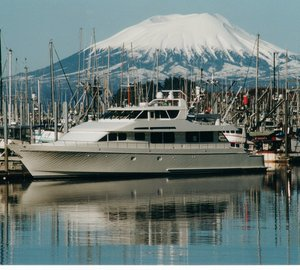 105' Nordlund Motor yacht Mixer equipped with Seakeeper Gyro