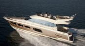 "2011 Nautical Design Awards Prestige 500 motor yacht wins ""Best Motor Yacht"" under 24 m"