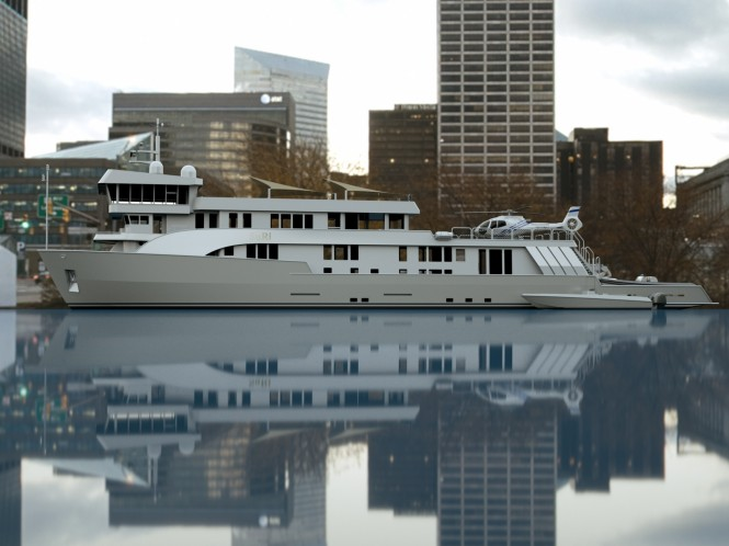 Expedition Yacht SuRi to undergo refit and extension