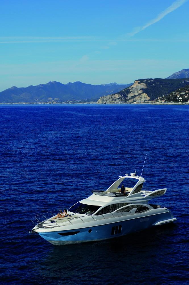 Azimut 60 Yacht