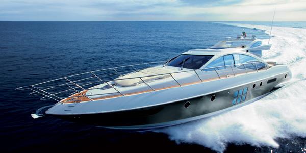 Azimut 62 S Italia Yacht