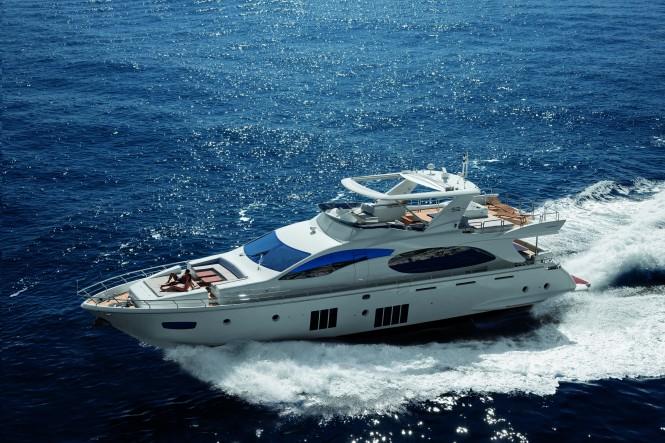 Azimut 88 superyacht