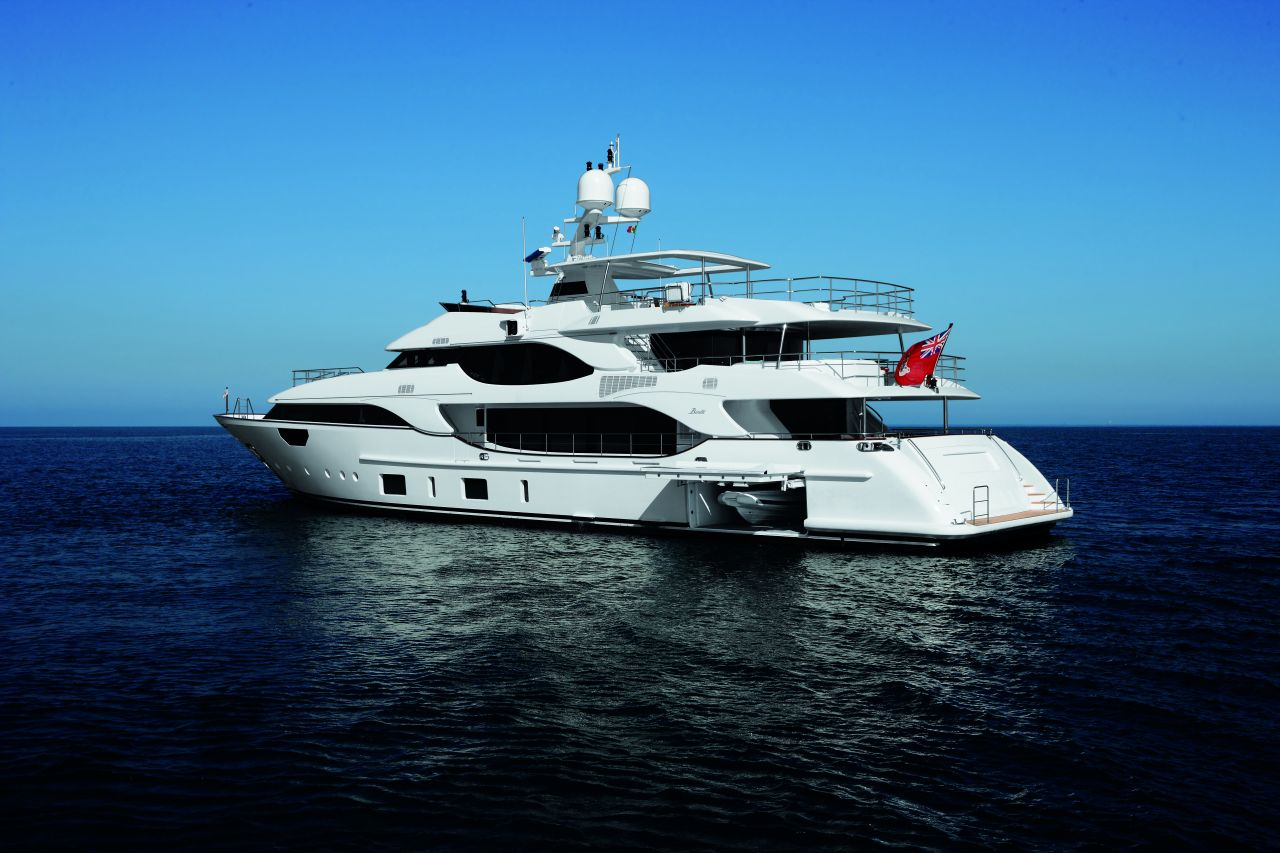 Atlantis 38 — Luxury Yacht Charter & Superyacht News