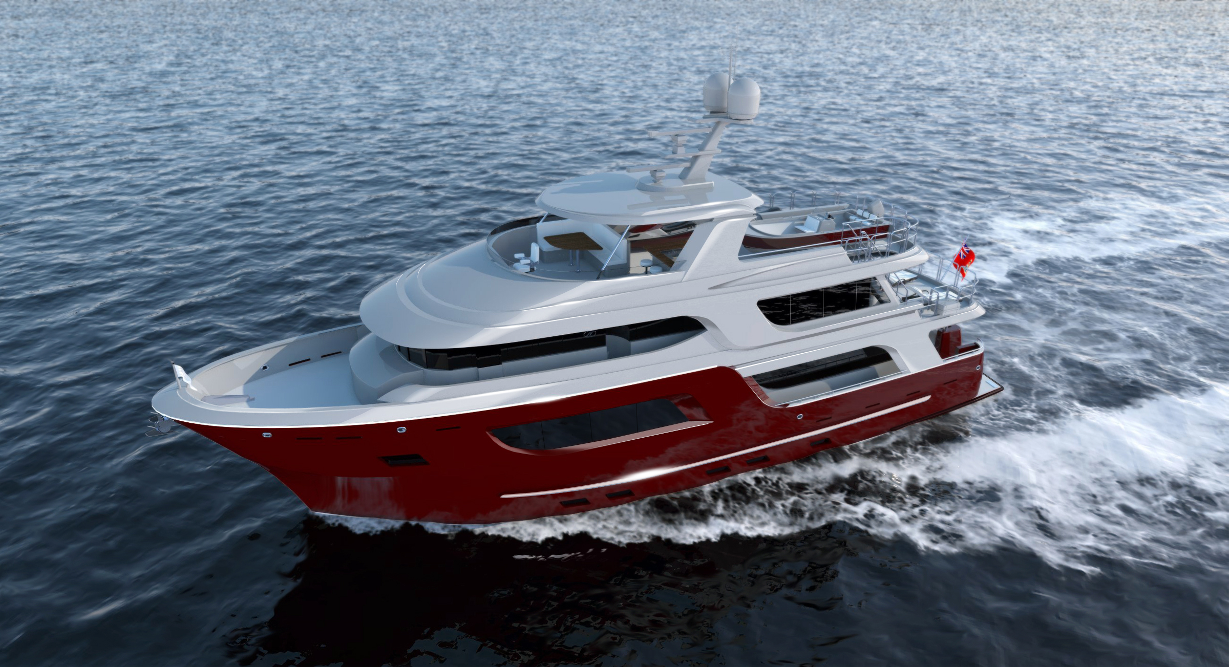 Blood Baron Expedition Yacht Yacht Charter Superyacht News