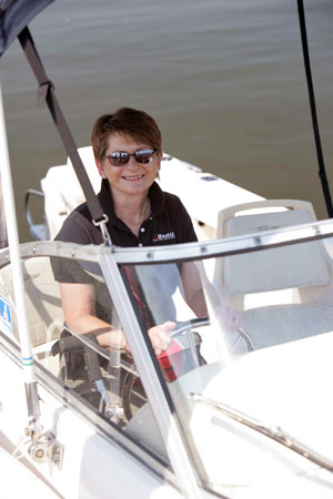 BoatUS mourns President Nancy Michelman